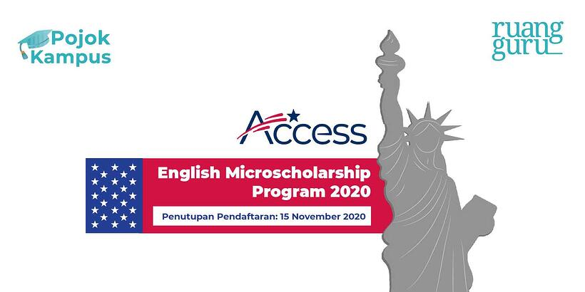 english microscholarship program 2020