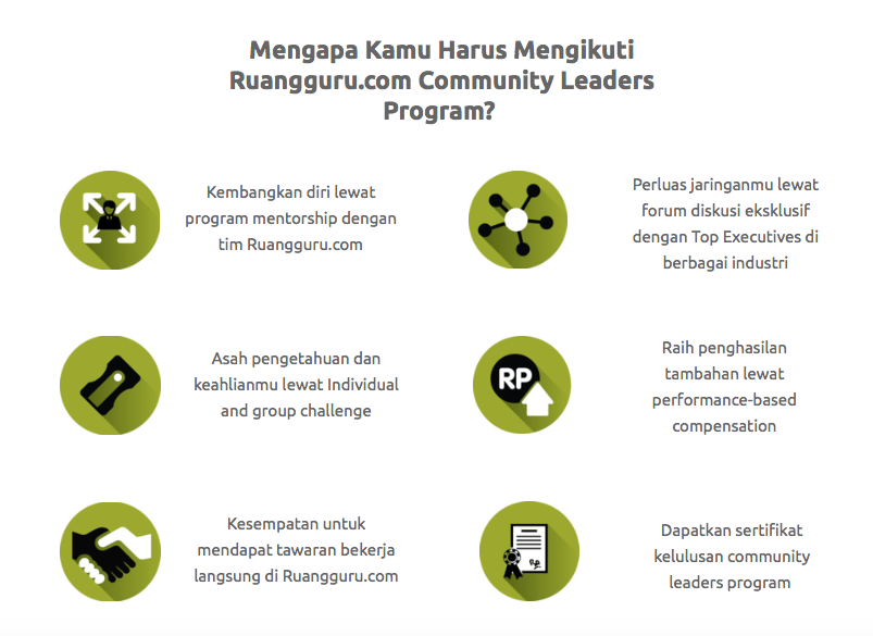 Why You Should Join Community Leaders Program 2015