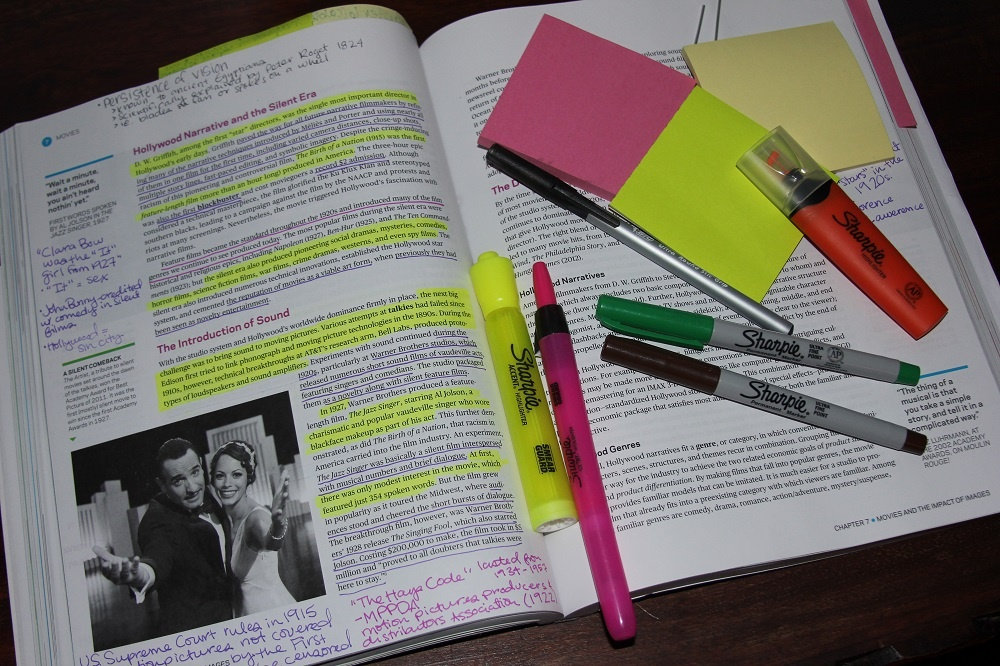 studying notes