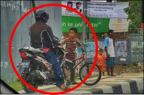 pahlawan kecil indonesia