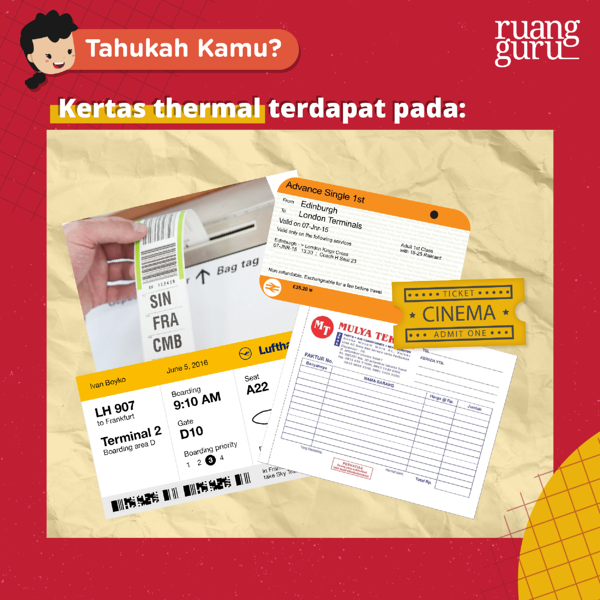kertas thermal