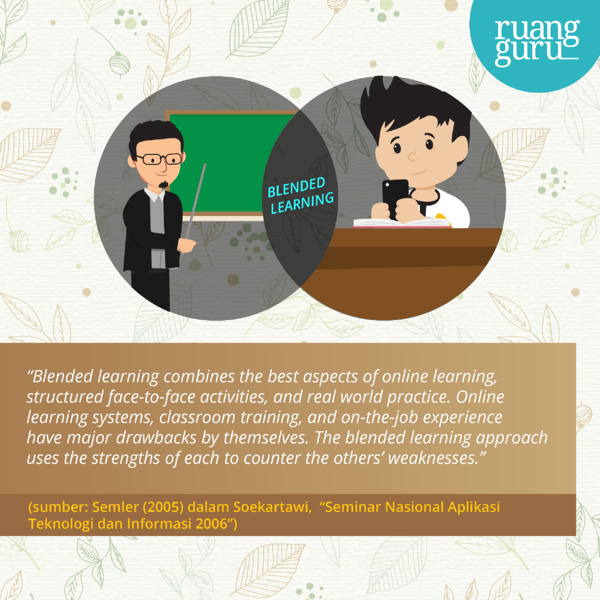 blended learning - 3
