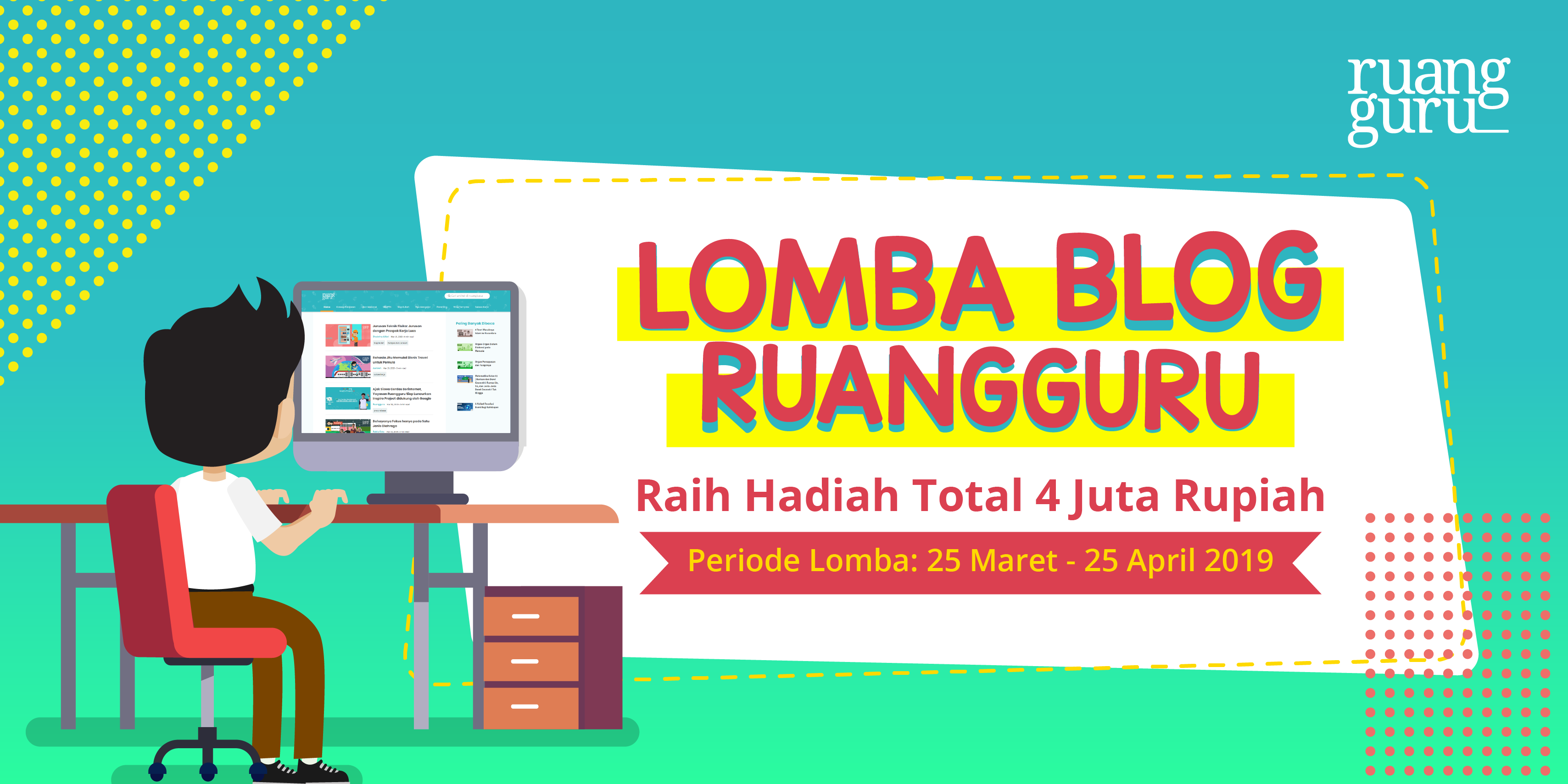 Header - Lomba Blog Ruangguru 2019