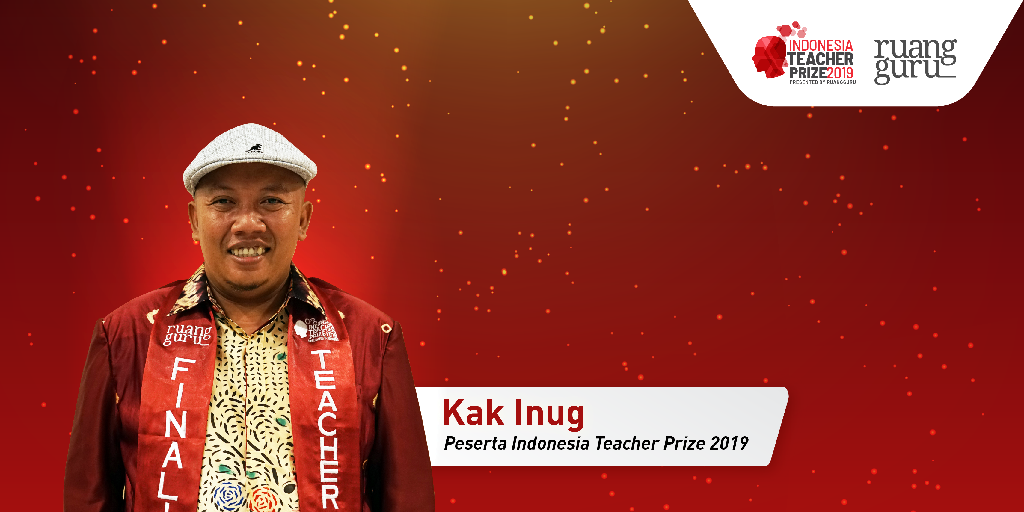 Indonesia Teacher Prize - Inug