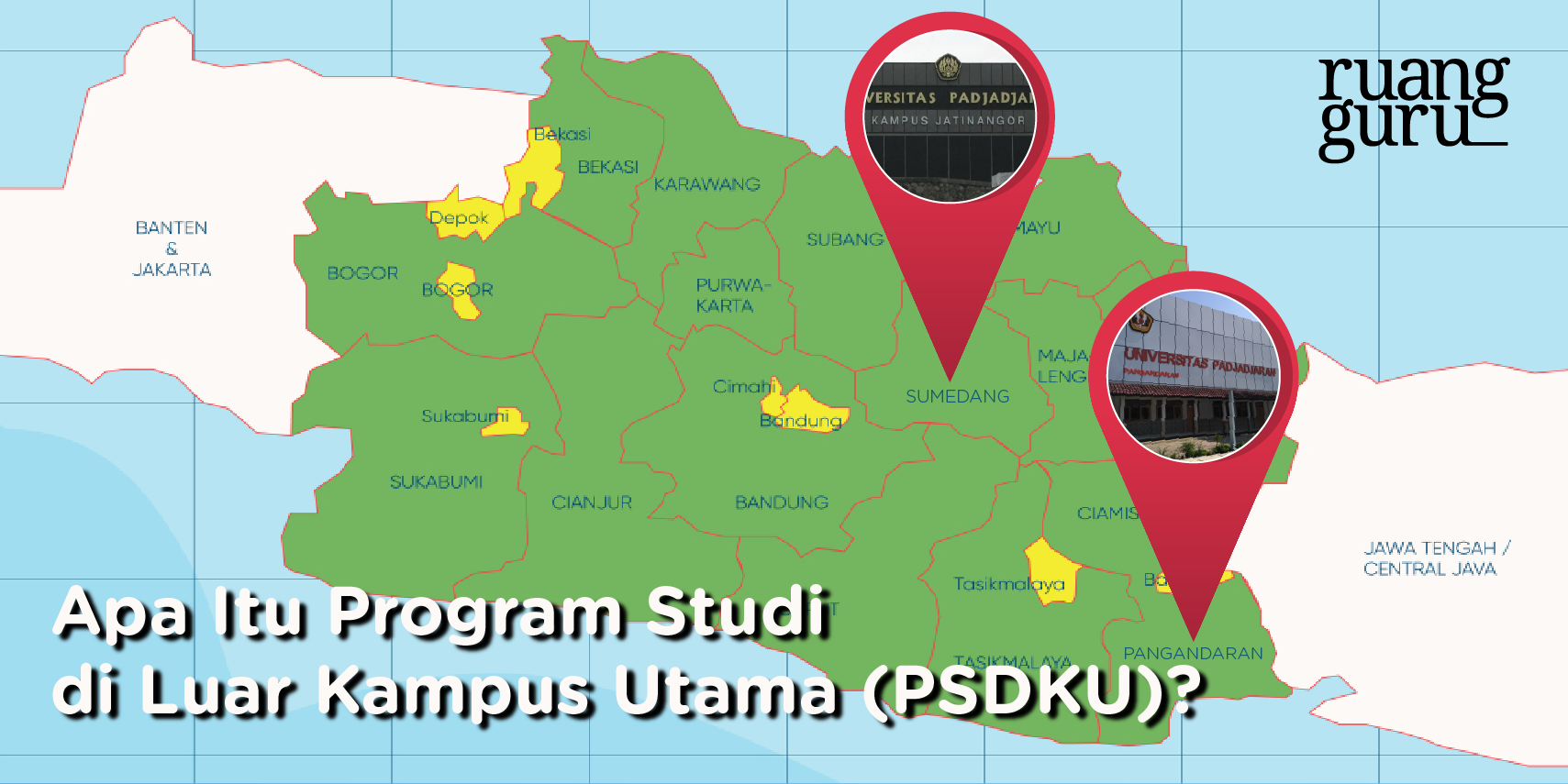 program studi di luar kampus utama (PSDKU)