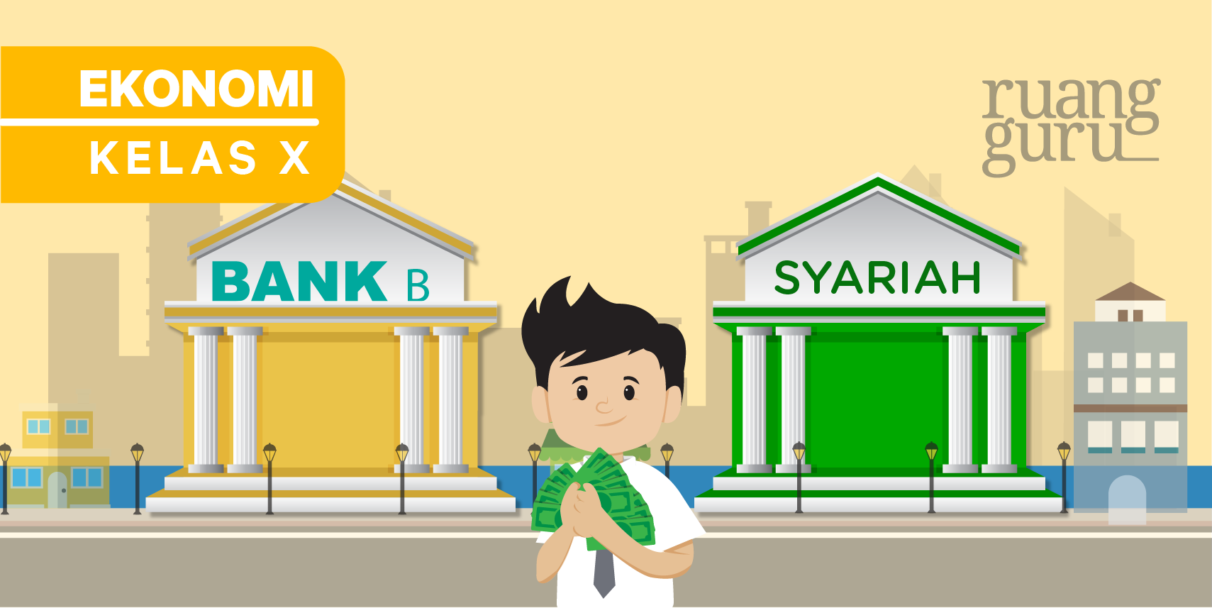 bank konvensional dan bank syariah - header